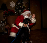 2015Santa and Pets at Reece-16